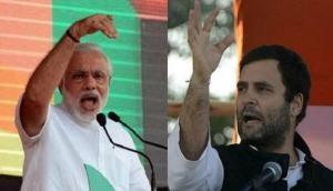 छत्तीसगढ़ चुनाव : मोदी ने कहा- कांग्रेस अर्बन नक्सल के साथ, राहुल गांधी ने ऐसे दिया जवाब