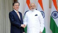 PM Modi meets South Korean President Moon Jae-in, discusses ways to enhance trade ties