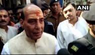 Watch: Home Minister Rajnath Singh reiterates Shahid Afridi's comment on Kashmir; says, 'Woh Pakistan nahi sambhal pa rahe, Kashmir kya sambhal paayenge'