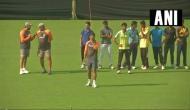 IND vs WI: कोलकाता T20 से पहले टीम इंडिया ने मैदान पर बहाया पसीना, देखें फोटो