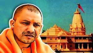 CM Yogi Adityanath, after renaming Faizabad district as Ayodhya says,  'Mandir tha, hai aur rahega'