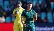 साउथ अफ्रीका ने डेल स्टेन की गेंदबाजी के दम पर ऑस्ट्रेलिया को पहले मैच में दी मात