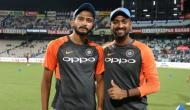 IND vs WI: भारत ने टॉस जीतकर लिया ये फैसला,  क्रुणाल और खलील का डेब्यू