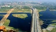 वाहवाही लूटने के चक्कर में आम आदमी पार्टी ने नीदरलैंड के पुल को बता दिया दिल्ली का सिग्नेचर ब्रिज !