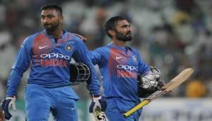 India vs Windies: दिनेश और क्रुणाल की दमदार पारियों से टीम इंडिया ने पांच विकेट से जीता पहला मैच