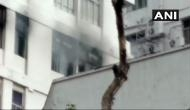 Kolkata Fire: Fire breaks out in high rise building in Park Street; 10 fire tenders at the spot