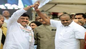 Karnataka Bypolls results: CM HD Kumaraswamy congratulates Congress and JDS leaders; challenges BJP for 2019 Lok Sabha election