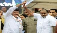 कर्नाटक में अभी खत्म नहीं हुआ नाटक, कांग्रेस की बैठक में 64 विधायक पहुंचे लेकिन तीन गायब