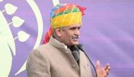 Union minister Gajendra Shekhawat accuses Congress of selling election tickets in Rajasthan