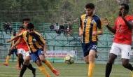 I-League: Real Kashmir FC inflict season's first defeat 1-0 on Chennai City FC