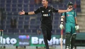 Trent Boult hat-trick fuels New Zealand's win over Pakistan