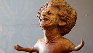 Egyptian king or dwarf? Mohamed Salah statue mocked online