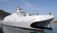 Taiwan navy adds two new warships as China tensions grow