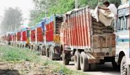 दिल्ली में ट्रकों पर बैन, 8 से 10 नवंबर तक नहीं मिलेगी दिल्ली की सड़कों पर एंट्री