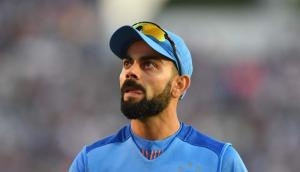 Mired in controversy, Virat Kohli tells fans to keep it light