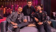 Hardik Pandya and KL Rahul to make their debut on 'Koffee with Karan' season 6
