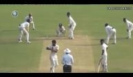 Watch: This 360 degree delivery in Indian domestic cricket took the internet by storm