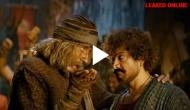 Big Jolt to Aamir Khan, Amitabh Bachchan! Multi starrer film Thugs of Hindostan leaked online within hours of release