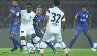 ISL: Mumbai City FC end Northeast United FC' unbeaten run with 0-1 win