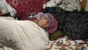 Shocking! 95-year-old woman held captive and tortured by daughter-in-law in Delhi; rescued