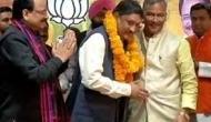 Former Congress city chief in Uttarakhand Prithviraj Chauhan joins BJP
