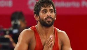 विश्व कुश्ती चैम्पियनशिप : सेमीफाइनल में किस्मत से मात खा गए बजंरग पुनिया, किया ओलंपिक के लिए क्वालिफाई