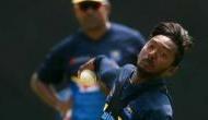 Sri Lankan spinner Akila Dananjaya suspended from bowling for 12 months