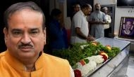 BJP के दिग्गज नेता अनंत कुमार के निधन पर कर्नाटक में 3 दिवसीय शोक, आधा झुका रहेगा तिरंगा