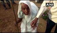 नक्सली हमलों के खौफ पर भारी पड़ा 100 साल की वृद्ध महिला का हौसला, 'नक्सलगढ़' में डाला वोट