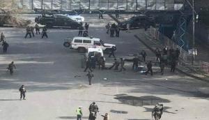 अफगानिस्तान की राजधानी काबुल में आत्मघाती हमला, कई लोगों के मारे जाने की खबर
