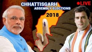 Chhattisgarh Assembly Elections 2018 Live Updates: 47.18% voter turnout recorded till 3 pm in the first phase; voting underway