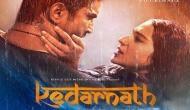 Kedarnath Poster: सुशांत की बाहों में नजर आ रही हैं सारा, आपदा के बीच नजर आएगी लव स्टोरी