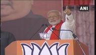Most of the Gandhi family out on bail, says PM Modi in Chhattisgarh