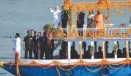 Ramnagar Port: PM Modi inaugurates India's first inland waterway corridor in Varanasi