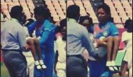 पाकिस्तान के खिलाफ मैच से पहले हरमनप्रीत कौर ने किया कुछ ऐसा, पूरी दुनिया में हो रही है वाह-वाही