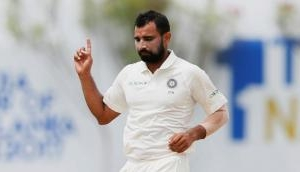 Mohammed Shami in trouble, Kolkata court issues arrest warrant against the pacer