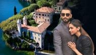 Check out the amazing pictures where Deepika Padukone and Ranveer Singh are staying for their wedding ceremony