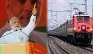 मोदी सरकार के इस कदम से इंडियन रेलवे का हो जाएगा कायाकल्प, रेल यात्रियों को मिलेगी बड़ी सुविधा