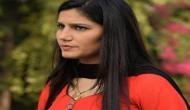 Watch: Ex-Bigg Boss contestant Sapna Chaudhary loses her cool after boys block her car; says, 'thare baap ne lakar de rakhi hai'