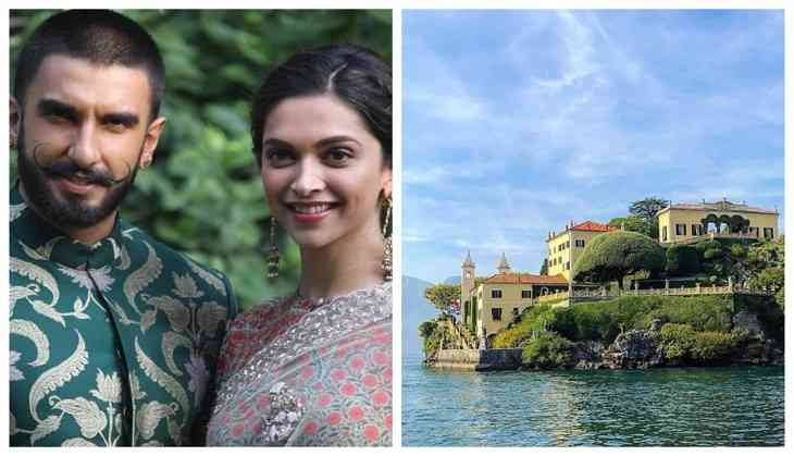 Deepika Padukone and Ranveer Singh's wedding location, Lake Como in Italy is definitely a place where you would want to get married; see pics