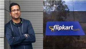 Flipkart के सह-संस्थापक बिन्नी बंसल ने बेचे अपने शेयर, 531 करोड़ में वॉलमार्ट ने ख़रीदा