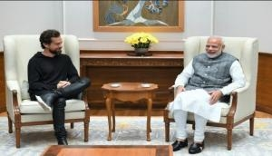 PM Modi delighted to meet Twitter CEO Jack Dorsey and said, 'I enjoy being on this medium, where I've made great friends'