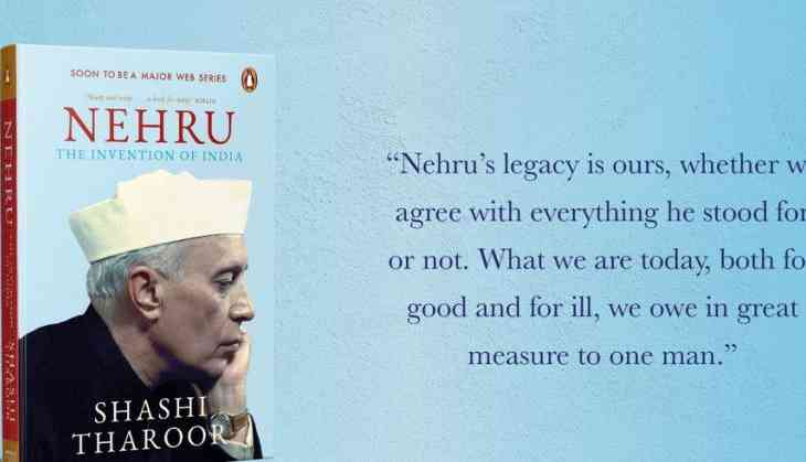 Children's Day Special: Shashi Tharoor's book on Pt. Jawaharlal Nehru to be made into web-series