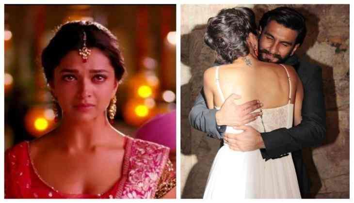 Deepika Padukone-Ranveer Singh wedding: Deepika breaks down at her mehendi ceremony; what Ranveer did next will make you emotional