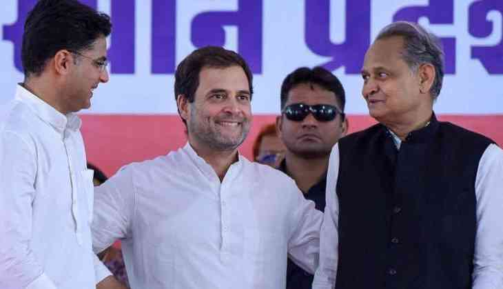 Rajasthan Assembly Election 2018: Amid rift reports, Congress' Sachin Pilot and Ashok Gehlot to contest polls