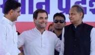राजस्थान: BJP के बाद कांग्रेस के लुभावने वादे, घोषणा पत्र में किसानों, बेरोजगारों को दिखाए ये सपने