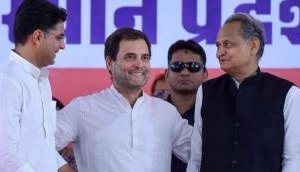 Congress' CM swearing-in-ceremony: Ashok Gehlot takes oath as CM of Rajasthan, Sachin Pilot becomes co-pilot