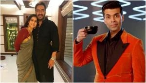 Koffee With Karan 6: Ajay Devgn and Kajol to come together after the famous fallout with Karan Johar during 'Shivaay and ADHM' clash