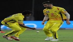 ख़िताब बचाने के लिए चेन्नई सुपरकिंग्स ने बड़ा फैसला, इस स्टार प्लेयर को टीम से किया गया रिलीज
