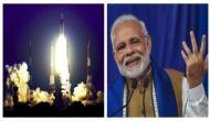 PM Modi congratulated ISRO after launching heaviest satellite 'GSAT 29' from Sriharikota